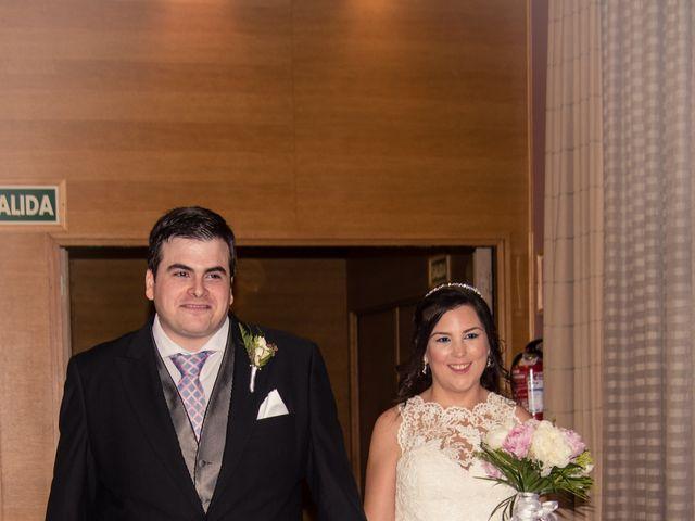 La boda de Carlos y Elena en Almería, Almería 29