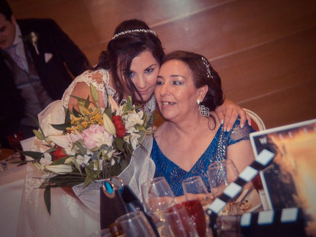 La boda de Carlos y Elena en Almería, Almería 31