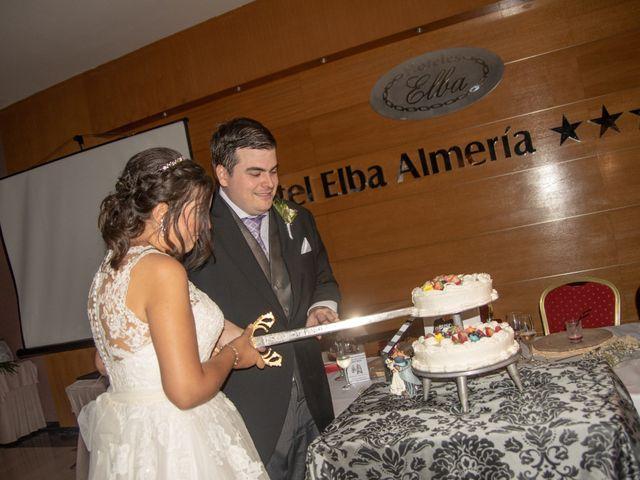 La boda de Carlos y Elena en Almería, Almería 33