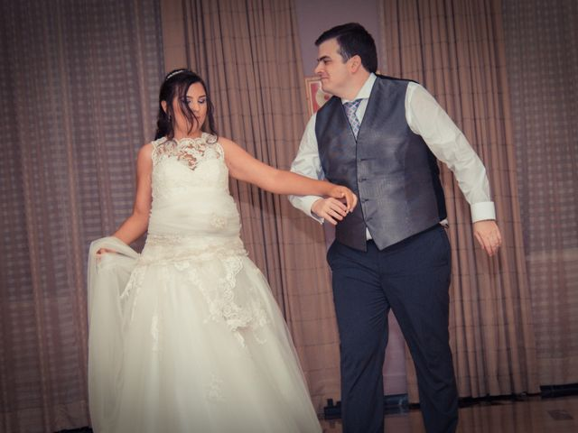 La boda de Carlos y Elena en Almería, Almería 35