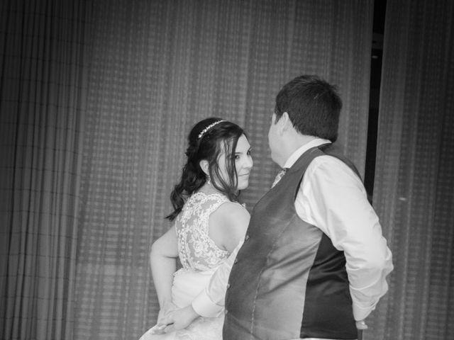 La boda de Carlos y Elena en Almería, Almería 36