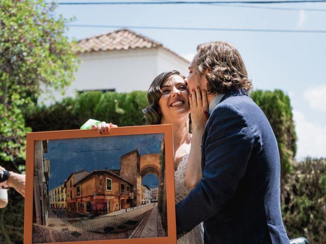 La boda de Joaquin y Marta en Córdoba, Córdoba 11