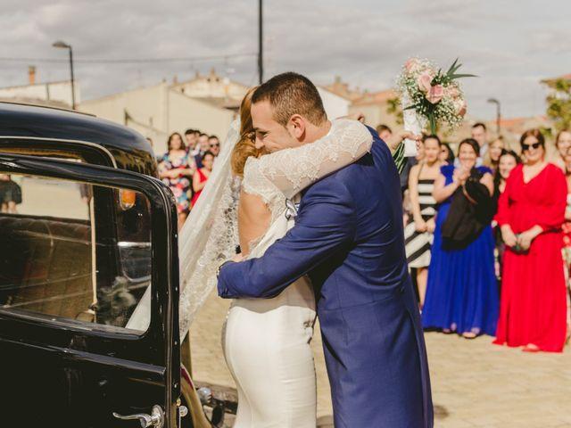 La boda de Mikel y Paqui en Calahorra, La Rioja 35
