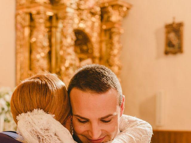 La boda de Mikel y Paqui en Calahorra, La Rioja 39