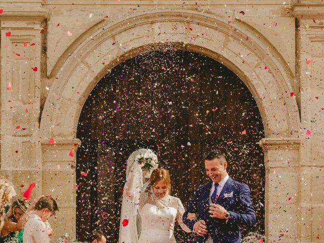 La boda de Mikel y Paqui en Calahorra, La Rioja 47