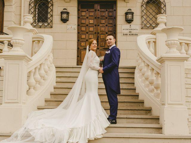 La boda de Mikel y Paqui en Calahorra, La Rioja 80