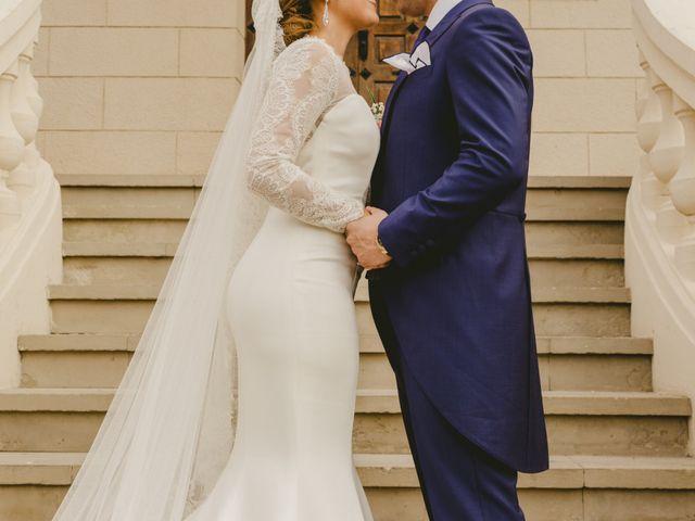 La boda de Paqui y Mikel