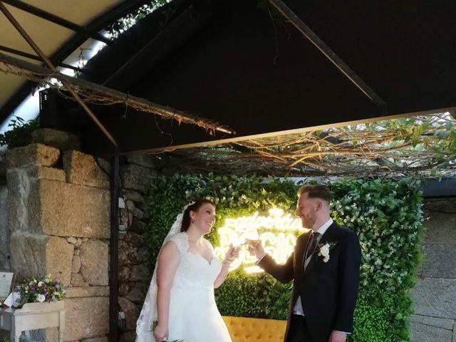La boda de Óscar  y Patricia  en Santa Cristina De Cobres (Santa Cristina, Pontevedra 4