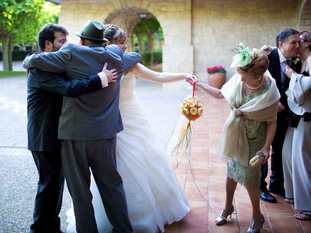 La boda de Ivan y Marian en El Burgo De Ebro, Zaragoza 18