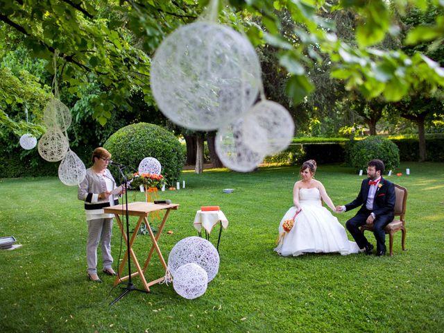 La boda de Ivan y Marian en El Burgo De Ebro, Zaragoza 19