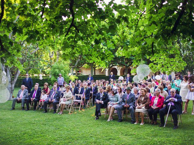 La boda de Ivan y Marian en El Burgo De Ebro, Zaragoza 20