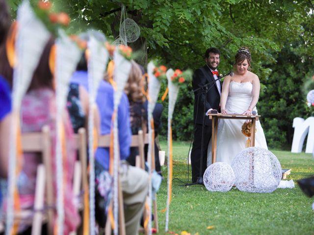 La boda de Ivan y Marian en El Burgo De Ebro, Zaragoza 25