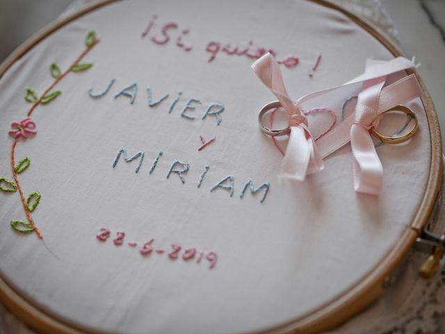 La boda de Javier y Miriam en Burriana, Castellón 9