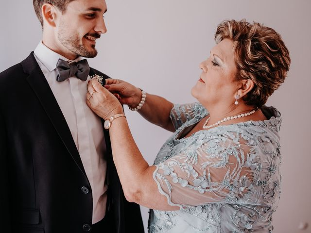 La boda de David y Alba en Valencia, Valencia 11