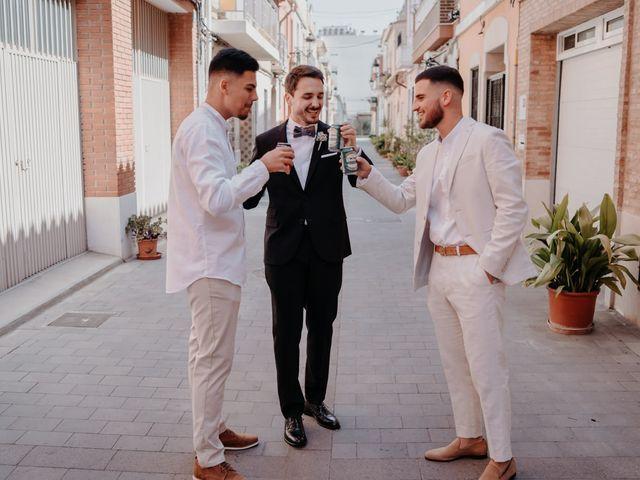 La boda de David y Alba en Valencia, Valencia 16