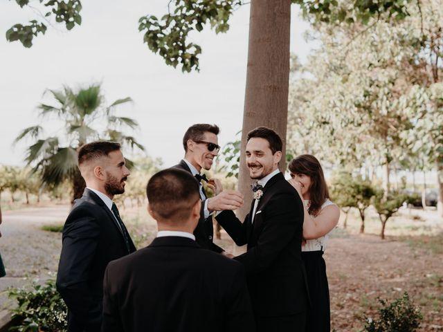La boda de David y Alba en Valencia, Valencia 25