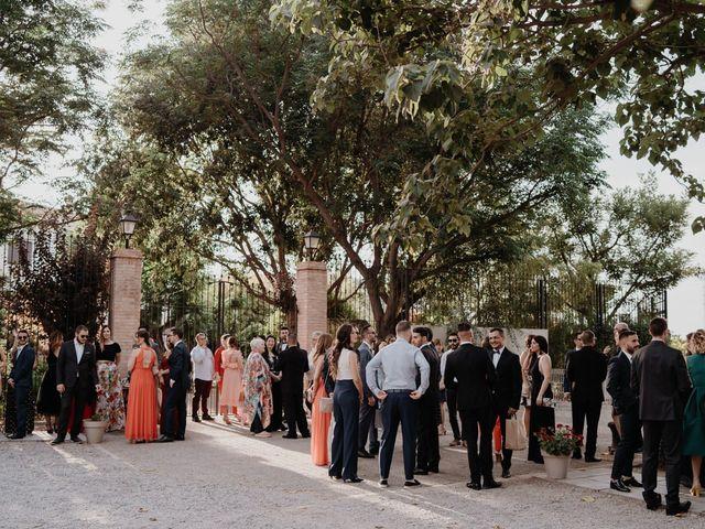 La boda de David y Alba en Valencia, Valencia 26