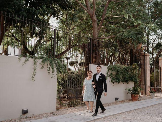 La boda de David y Alba en Valencia, Valencia 27