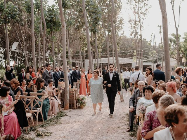 La boda de David y Alba en Valencia, Valencia 28
