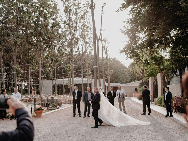 La boda de David y Alba en Valencia, Valencia 29
