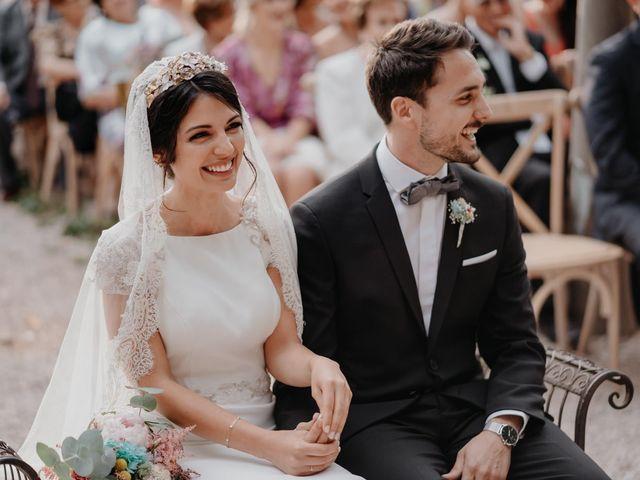 La boda de David y Alba en Valencia, Valencia 31