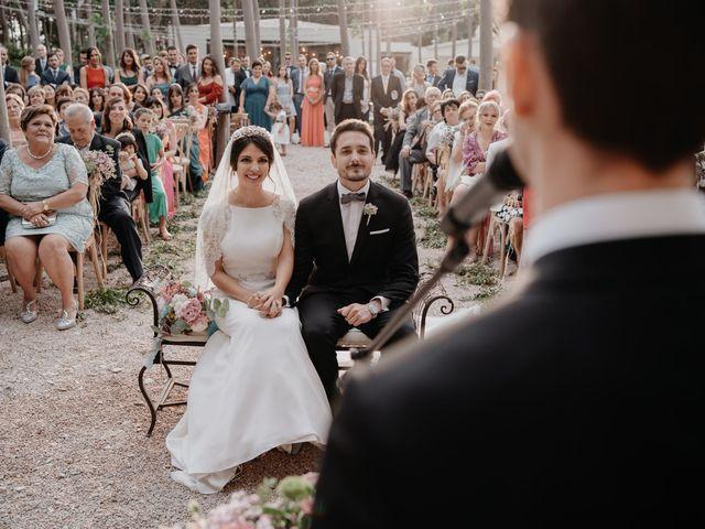 La boda de David y Alba en Valencia, Valencia 32