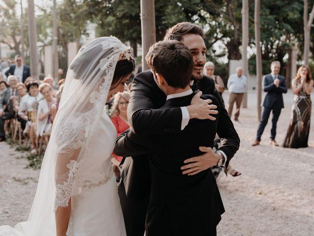 La boda de David y Alba en Valencia, Valencia 33