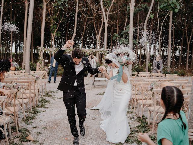 La boda de David y Alba en Valencia, Valencia 36