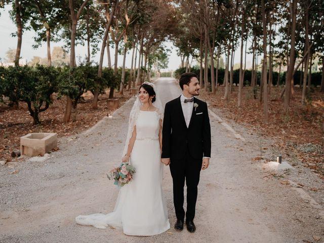 La boda de David y Alba en Valencia, Valencia 38