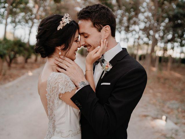 La boda de David y Alba en Valencia, Valencia 39