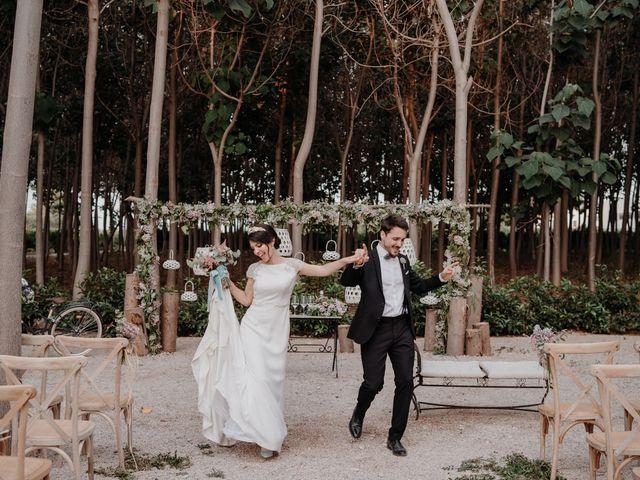 La boda de David y Alba en Valencia, Valencia 43