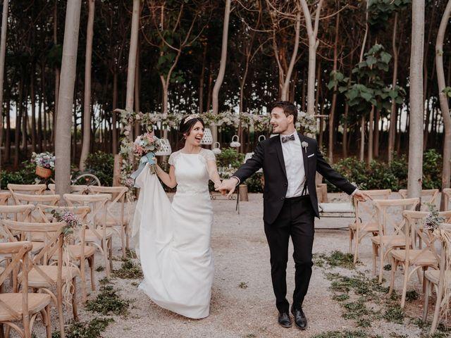 La boda de David y Alba en Valencia, Valencia 44