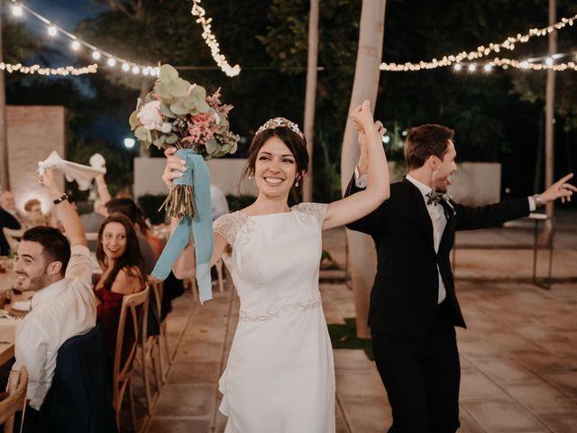 La boda de David y Alba en Valencia, Valencia 50