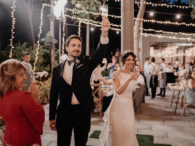 La boda de David y Alba en Valencia, Valencia 51