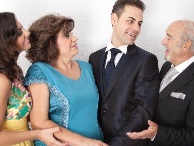 La boda de David y Belén en Granada, Granada 13