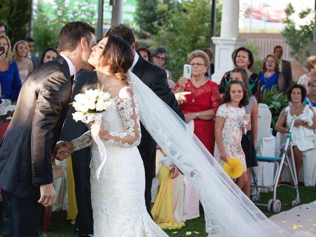 La boda de David y Belén en Granada, Granada 56