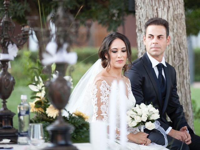 La boda de David y Belén en Granada, Granada 58
