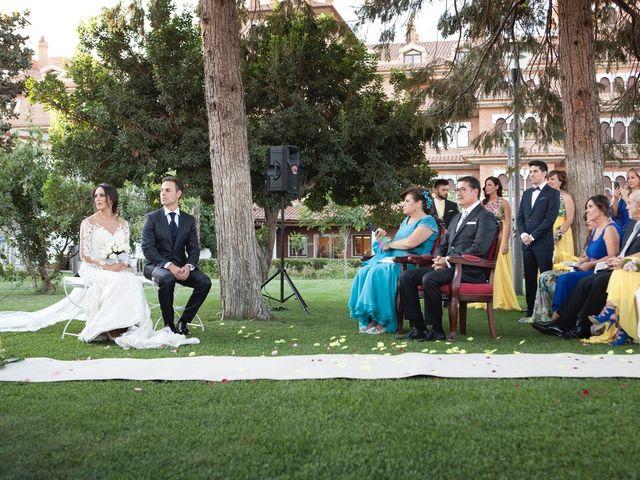 La boda de David y Belén en Granada, Granada 59