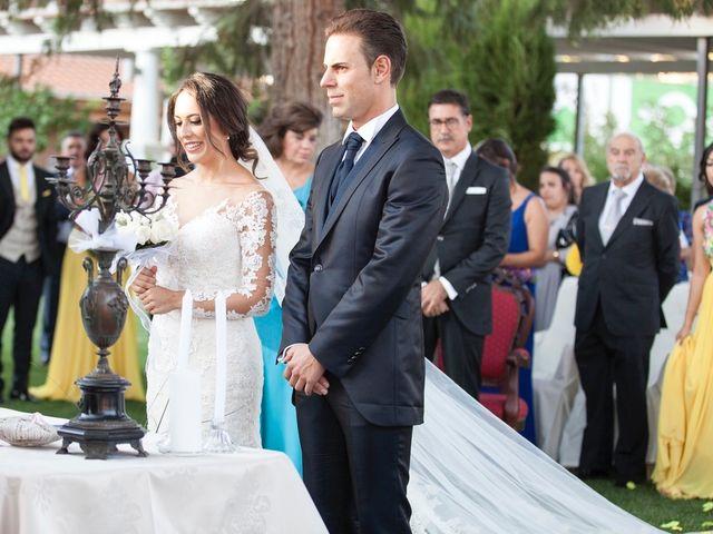 La boda de David y Belén en Granada, Granada 60
