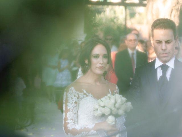 La boda de David y Belén en Granada, Granada 61