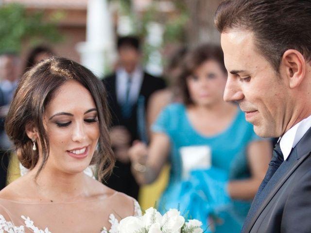 La boda de David y Belén en Granada, Granada 62