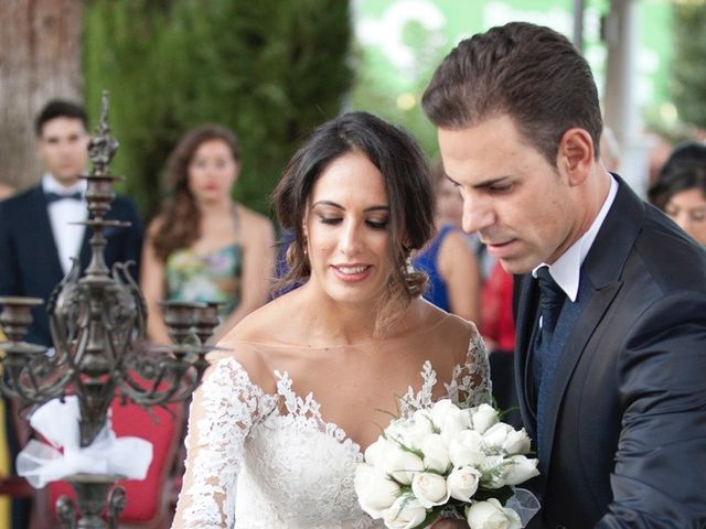 La boda de David y Belén en Granada, Granada 63