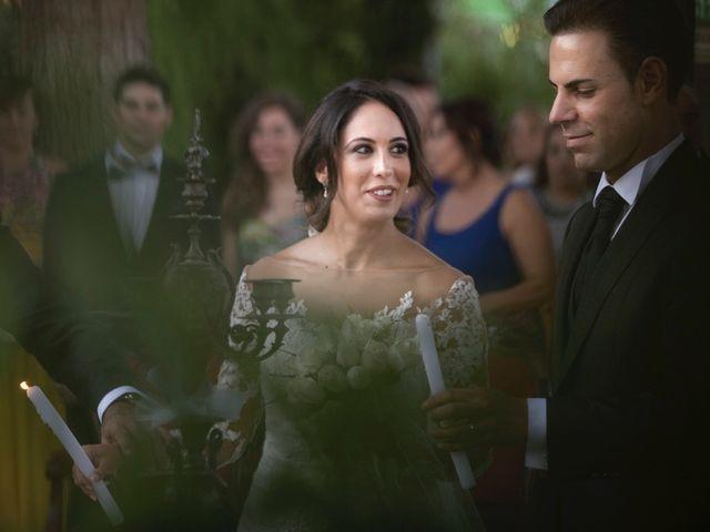 La boda de David y Belén en Granada, Granada 64