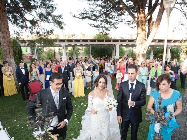 La boda de David y Belén en Granada, Granada 65