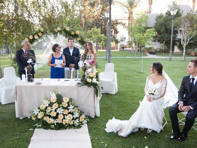 La boda de David y Belén en Granada, Granada 66