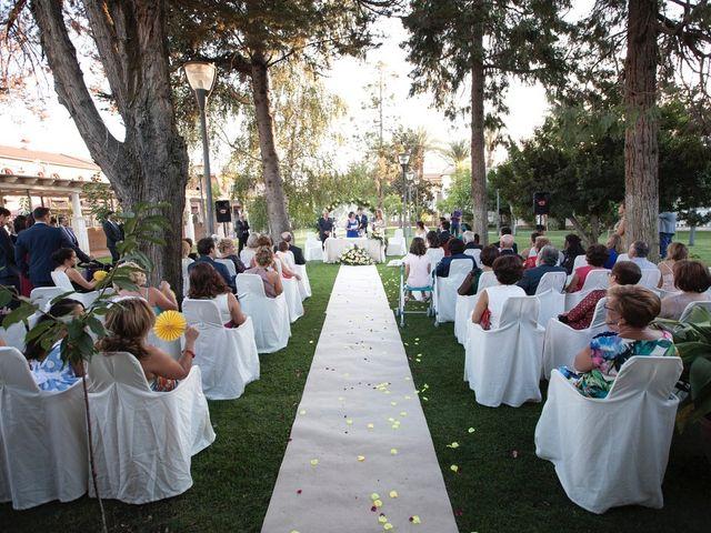La boda de David y Belén en Granada, Granada 67