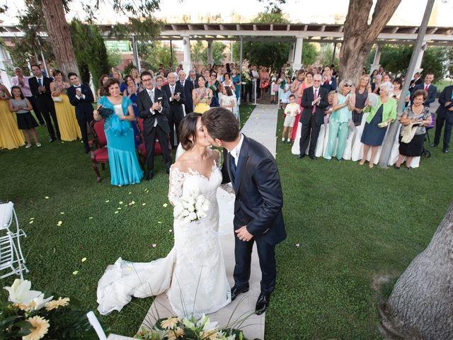 La boda de David y Belén en Granada, Granada 68