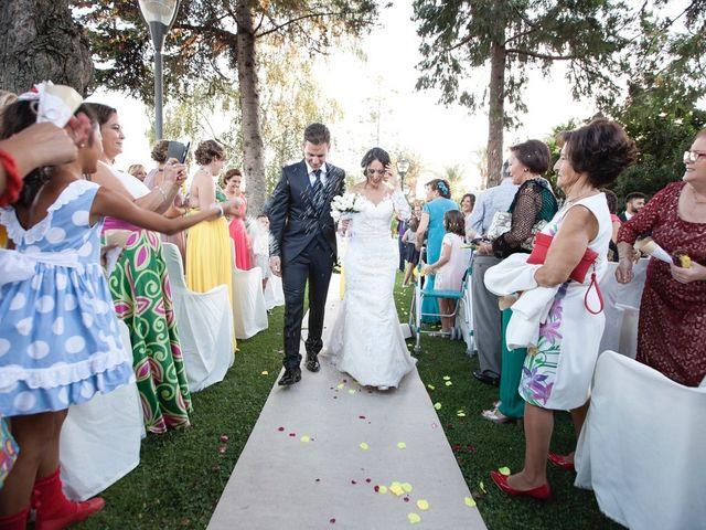 La boda de David y Belén en Granada, Granada 70