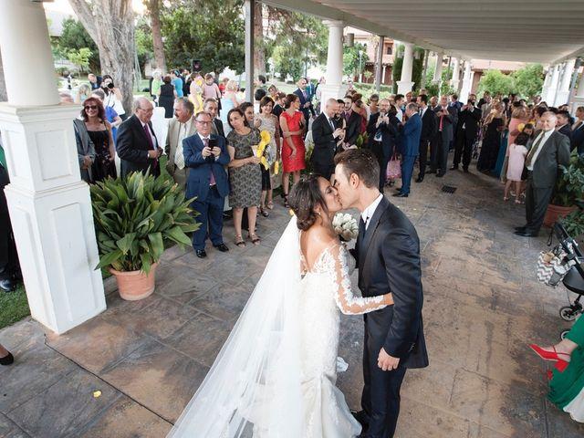 La boda de David y Belén en Granada, Granada 71