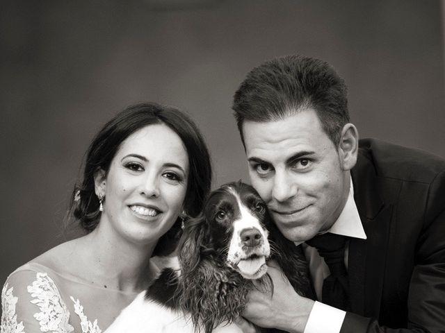 La boda de David y Belén en Granada, Granada 77